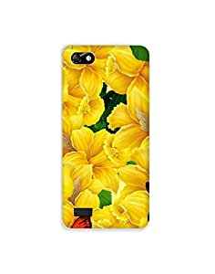 oppo a33 ht003 (134) Mobile Case by Mott2 - Bell Flower with Butterfly