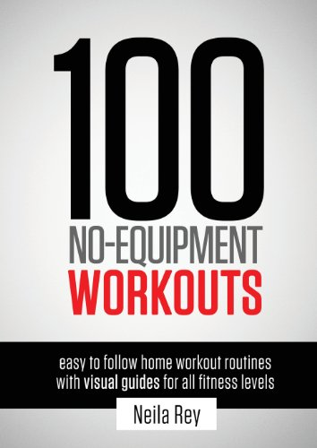 100 No-Equipment Workouts Vol. 1: Fitness Routines you can do anywhere, Any Time (Any Woman Can compare prices)
