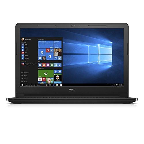 Dell inspiron 15 3000 series 156 inch laptop intel core i3 5005u 4 gb 1 tb integrated intel hd 5500 graphics dvdrw windows 10 black