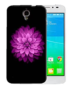 PrintFunny Designer Printed Case For Alcatel One Touch Idol X Plus