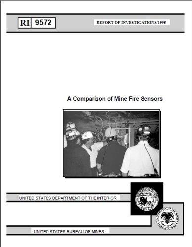 A Comparison of Mine Fire Sensors
