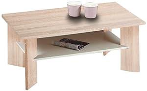Presto mobilia cassandra 29 coffee table 95 x 55 x 42 cm for Mobilia kitchen table