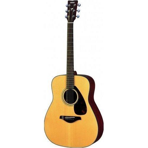 Yamaha fg jr1 3 4 size acoustic guitar with gig bag for Yamaha fg700s dimensions