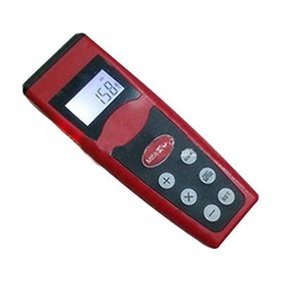 Joyutoy Portable Digital Laser Distance Meter Measure Tool Range Finder 59 Feet