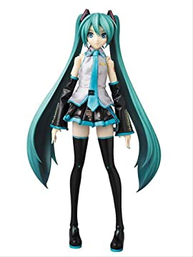 REAL ACTION HEROES 初音ミク -Project DIVA- F【完全初回限定生産】