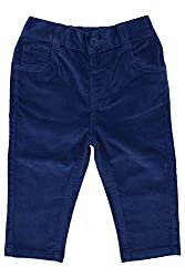 Chirpie Pie by Pantaloons Boy's Regular Fit Trouser(205000005610734, Blue, 3-6 Months)