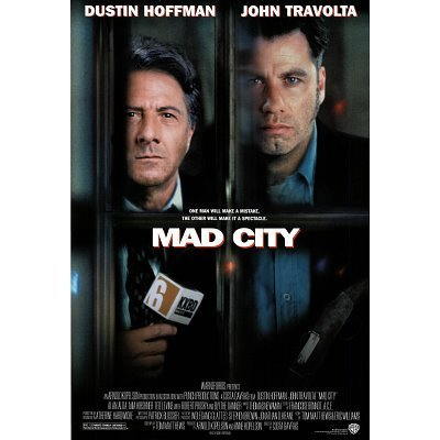 MAD CITY ORIGINAL MOVIE POSTER Original Poster Print, 27x41