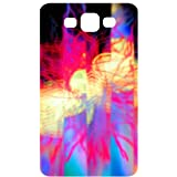 Abstract Geometric Lines Back Cover Case for Samsung Galaxy S3 / SIII / I9300