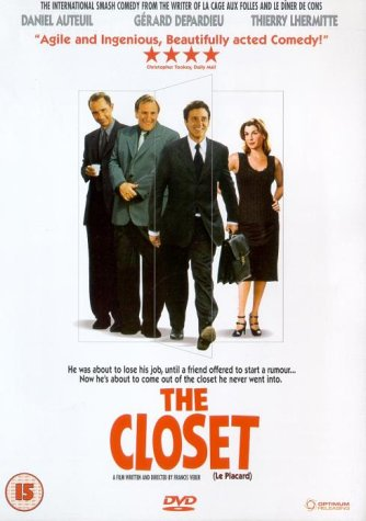 The Closet [DVD]