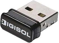 Digisol DG-WN3150N Wireless 150N USB Adapter