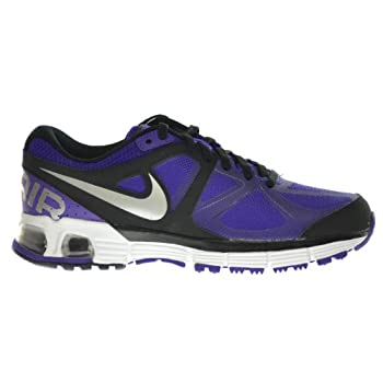 bb613363f28 Nike Air Max Run Lite 4 (GS) Big Kids Sneakers Electro Purple/Metallic  Silver-Black 555762-501