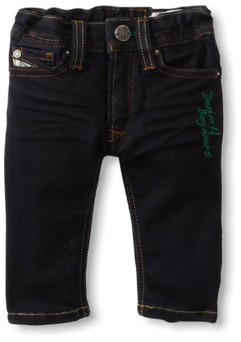 Hot Deal Diesel Baby-Boys Infant Viker Dark Denim Jean, Indigo, 36 Months  Review