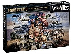 Axis and Allies Pacific 1940 Ed (Discontinued)