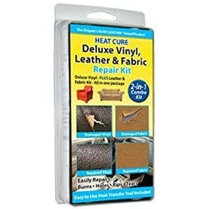 liquid leather vinyl repair kit w fabric home kitchen