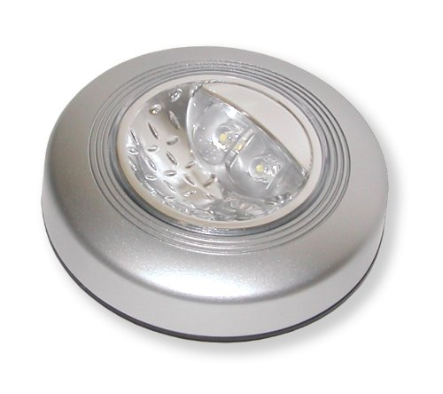 Carson Optical LED Utility Push On Light