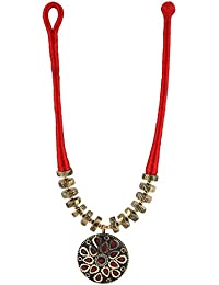 Aradhya Fashion Jewellery Collection Rajasthani Office Wear Beads Necklace For Women …