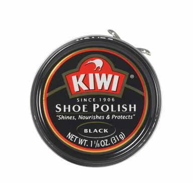 Kiwi 10111 Shoe Paste Polish, 1-1/8 Oz, Black (Air Supply Shoes compare prices)
