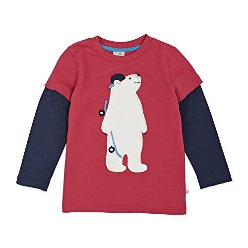 frugi-frugi-look-out-applique-long-sleeve-t-shirt-lobster-red-polar-bear