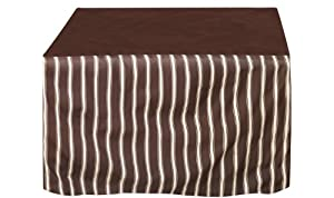 Budge P5A25MB2 60in. Square Table Cover with 20in. Drop from Budge Industries, LLC