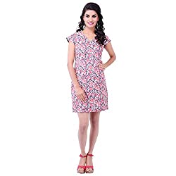 FBBIC Women's Party Wear Pretty Lycra Dress