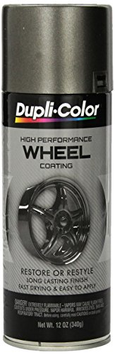 Dupli-Color HWP102 Graphite High Performance Wheel coating - 12 oz. (Automotive Wheel Paint compare prices)