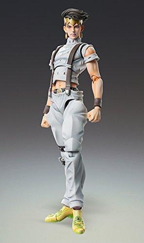"Super Figure moveable ""JoJo's Bizarre Adventure"" Part 4 80. Rohan Kishibe Ver.3 (Hirohiko Araki specified color) about 16cm PVC & ABS-painted action figure"