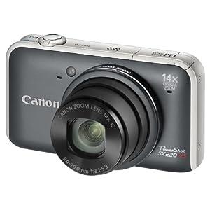 Canon SX200 HS