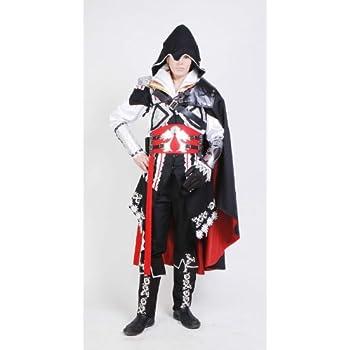 Ericasummit Assassin S Creed Ii Connor Kenway Coat Jacket Hoodie