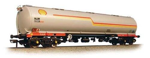 100 Ton TEA Bogie Tank Wagon 'Shell' Grey