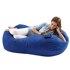 Amazon Com Jaxx Bean Bags Sofa Saxx Bean Bag Lounger 4