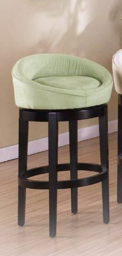 Excellent Affordable Harvey Haley Igloo Green Micro Fiber 30 Swivel Gmtry Best Dining Table And Chair Ideas Images Gmtryco