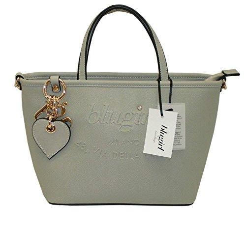Borsa BAULETTO due manici BLUGIRL by blumarine BG 829002 women handbag grigio
