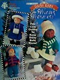 Daisy Baby - Winter Warmers - Crochet 5 Outfits (Shady Lane, 1098)