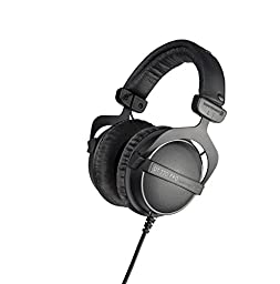 beyerdynamic DT 770 Pro 80 Limited Edition Headphones, Black