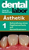 img - for Behandlung eines Papillenverlusts mit Keramikveneers (das dental labor Fachtexte) (German Edition) book / textbook / text book