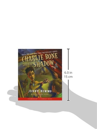 Charlie Bone and the Shadow (Children of the Red King)