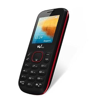 T�l�phone GSM WIKO LUBIPLUS NOIR