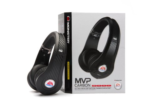 Ea Sports Mvp (Black) Carbon By Monster