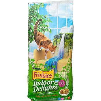 See Friskies Indoor Delights Adult Dry Cat Food