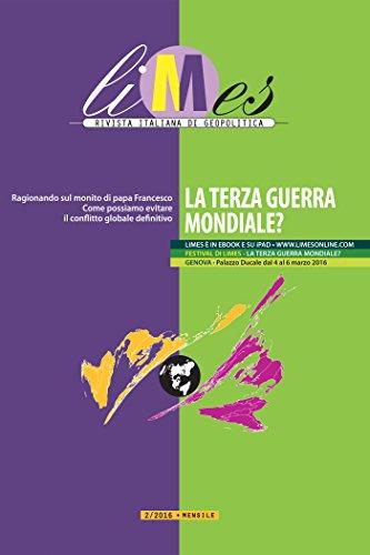 Limes La terza guerra mondiale  PDF