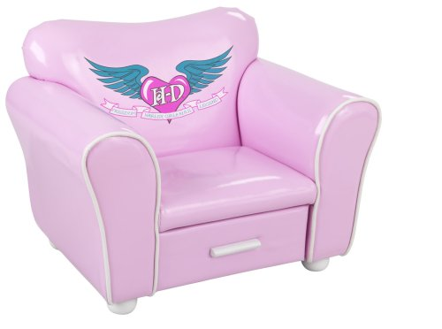 Buy KidKraft Harley Davidson Retro Chair-Pink