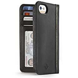 Twelve South Book Case for iPhone 5 Classic Black
