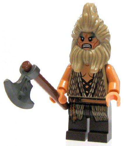 LEGO Hobbit LOOSE Mini Figure Beorn