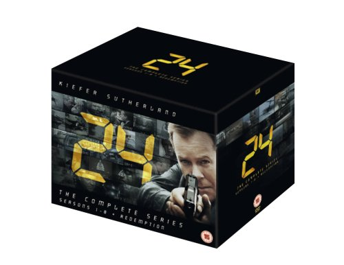 24 – Season 1-8 and Redemption [DVD]