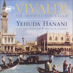 Vivaldi:Six Sonatas for Cello