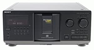 Sony CDP-CX300 MegaStorage 300-CD Changer (Discontinued by Manufacturer)