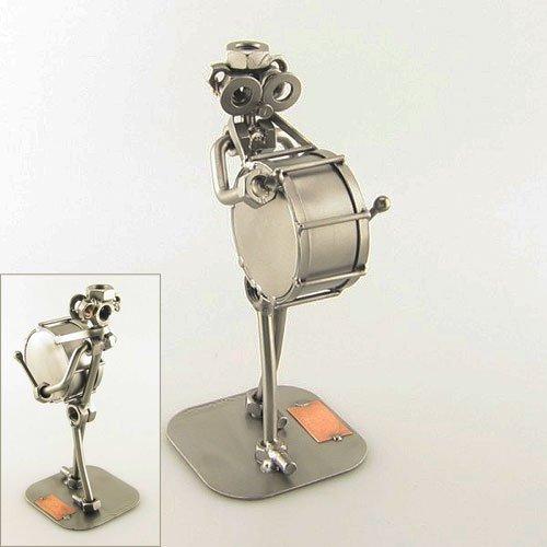 Schraubenmnnchen-Trommler-groe-Trommel-Schnes-Geschenk-fr-Musiker