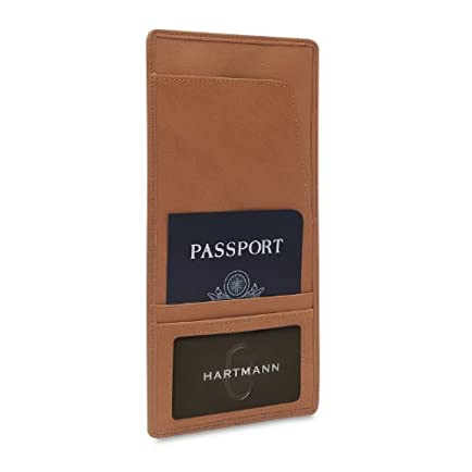 Hartmann Belting Leather Travel ID Case