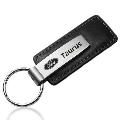 ford-taurus-black-leather-key-chain-by-au-tomotive-gold-inc
