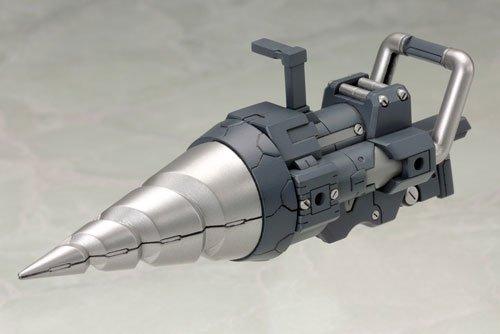 M.S.G モデリングサポートグッズ ヘヴィウェポンユニット09 ボルテックスドライバー